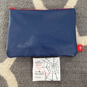 United Spiderman Amenity Kit Pouch ONLY
